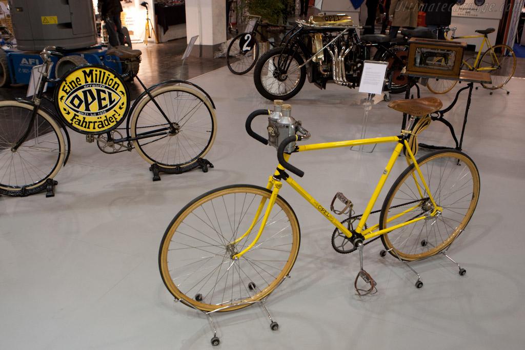 Opel Bikes    - 2011 Techno Classica