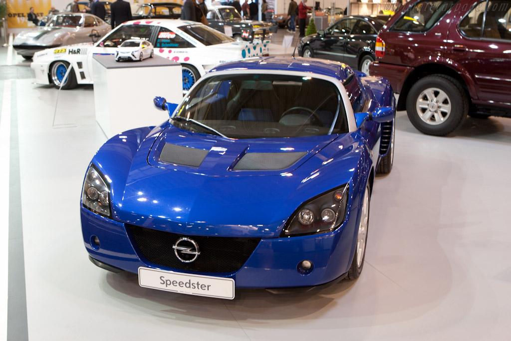 Opel Speedster    - 2011 Techno Classica