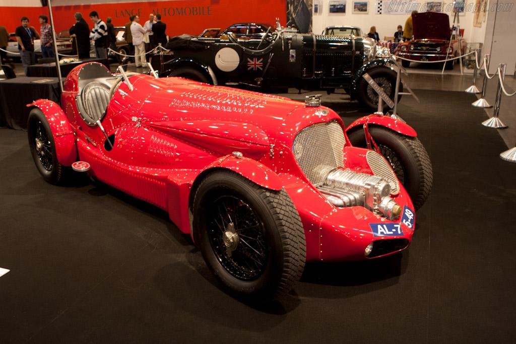 Petersen Bentley Replica   - 2011 Techno Classica