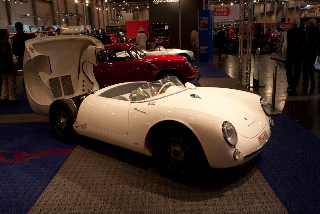 Porsche 550 Spyder - Chassis: 550-0016  - 2011 Techno Classica