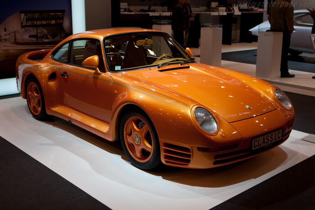 Porsche 959    - 2011 Techno Classica