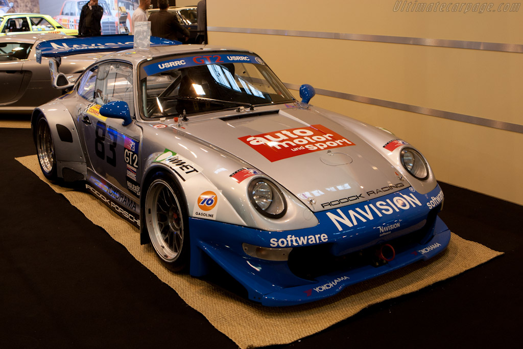 Porsche 993 GT2 Roock    - 2011 Techno Classica
