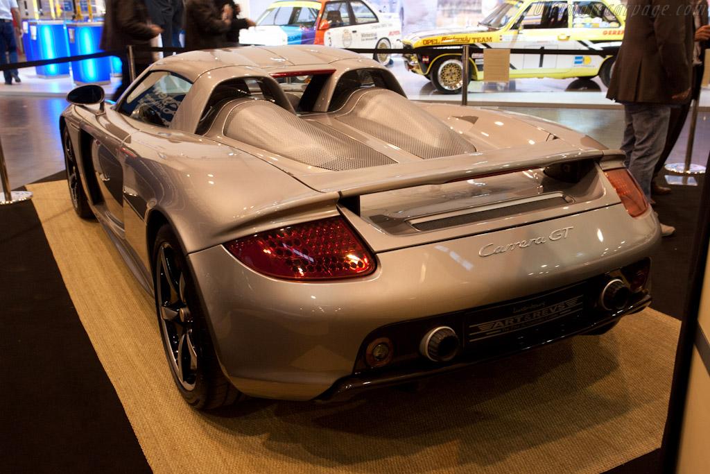 Porsche Carrera GT    - 2011 Techno Classica