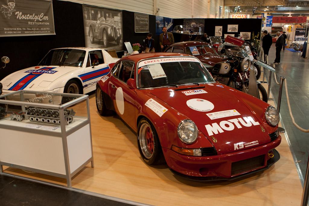 Porsches    - 2011 Techno Classica
