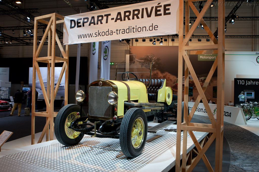 Skoda L&K Rennwagen    - 2011 Techno Classica