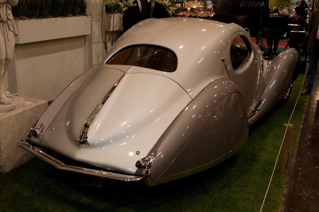 Talbot Lago T150 Teardrop Coupe - Chassis: 90112   - 2011 Techno Classica