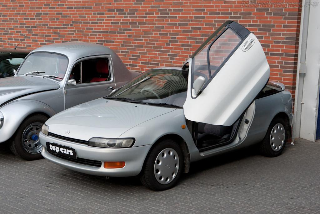 Toyota Sera    - 2011 Techno Classica