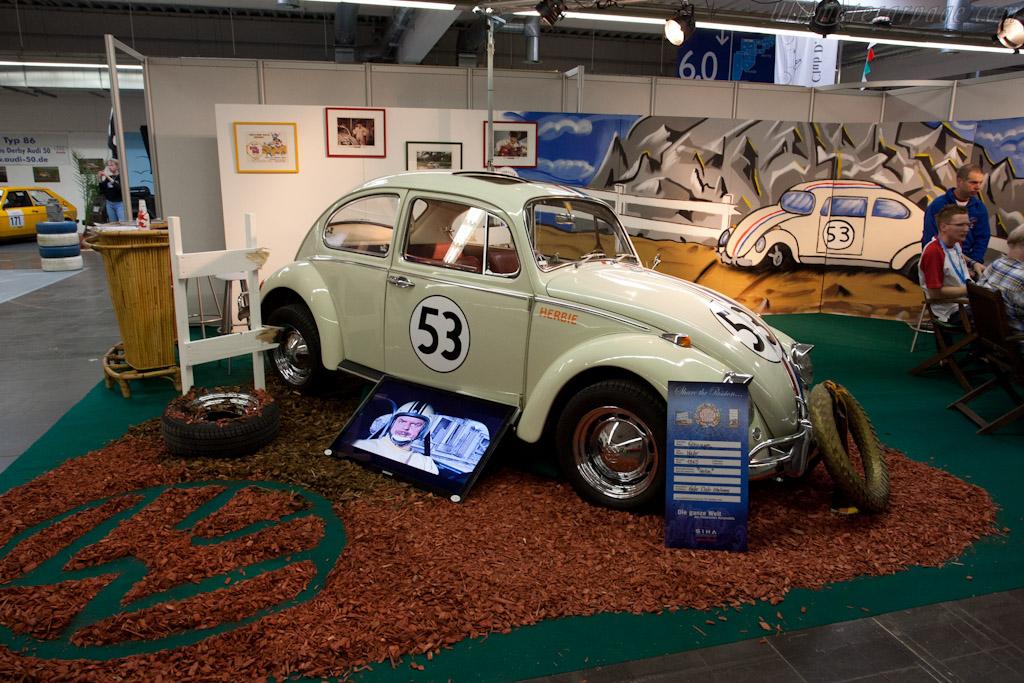 Volkswagen Beetle 'Herbie'    - 2011 Techno Classica