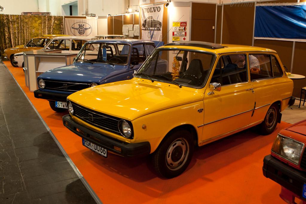Volvo 66    - 2011 Techno Classica