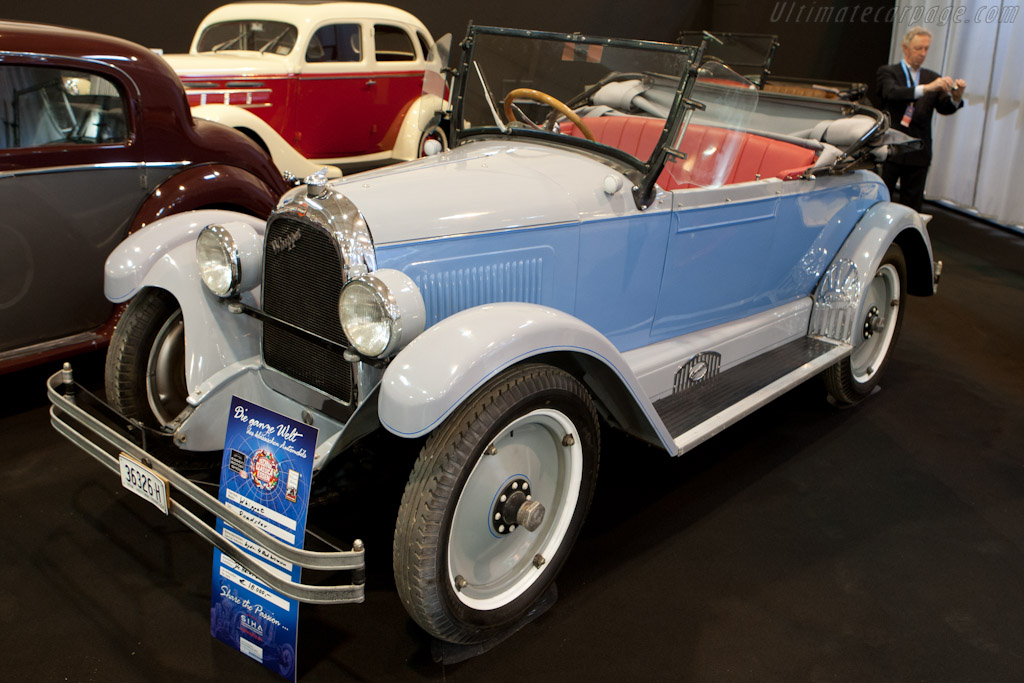 Whippet Roadster    - 2011 Techno Classica