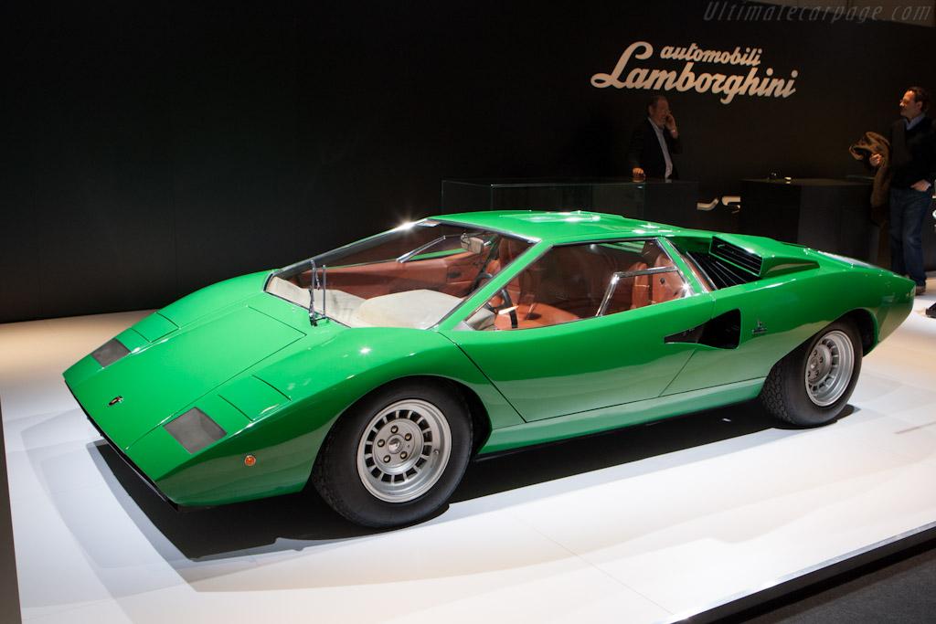 Lamborghini Countach    - 2012 Techno Classica