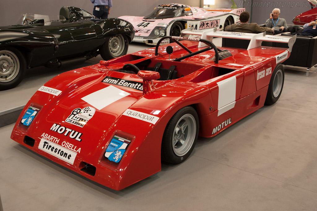 Abarth Osella SE021 - Chassis: SE021/0020   - 2012 Techno Classica