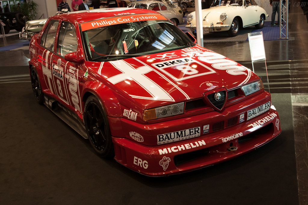 Alfa Romeo 155 DTM - Chassis: AC05   - 2012 Techno Classica