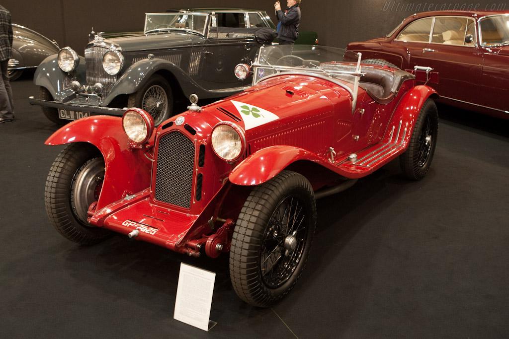 Alfa Romeo 8C 2300 Zagato Spider - Chassis: 2111006   - 2012 Techno Classica
