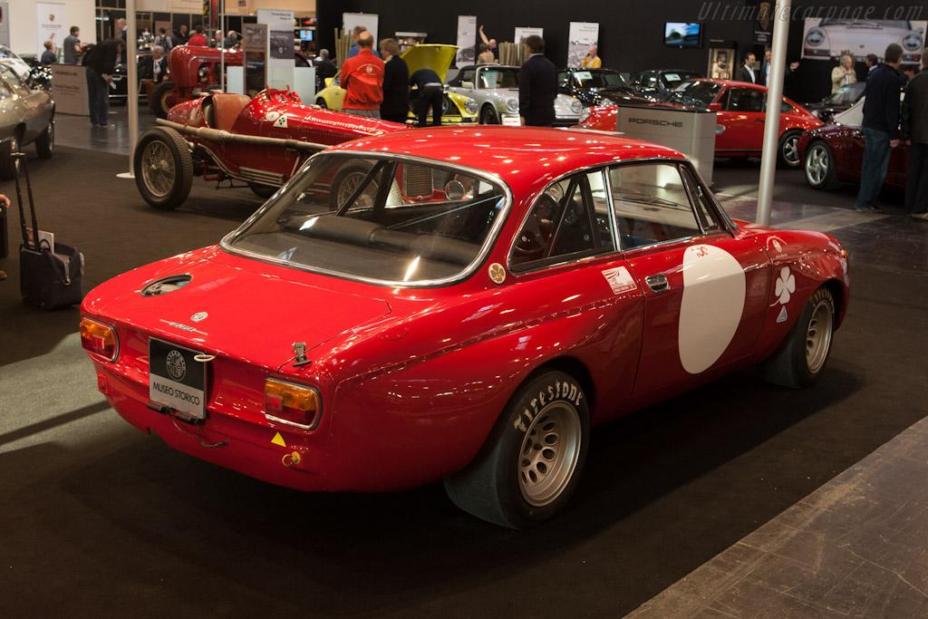 Alfa Romeo Giulia GTAm    - 2012 Techno Classica