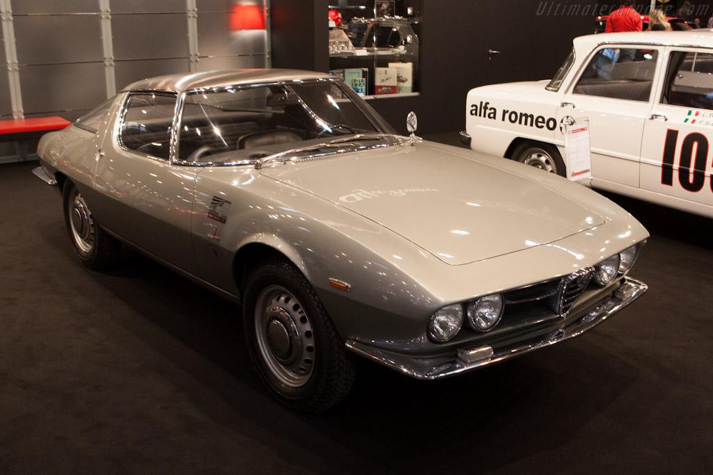 Alfa Romeo Giulia SS Prototype    - 2012 Techno Classica