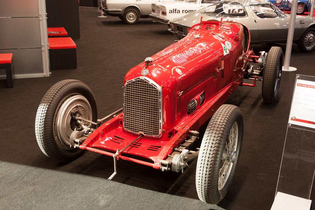Alfa Romeo P3 - Chassis: 5005   - 2012 Techno Classica