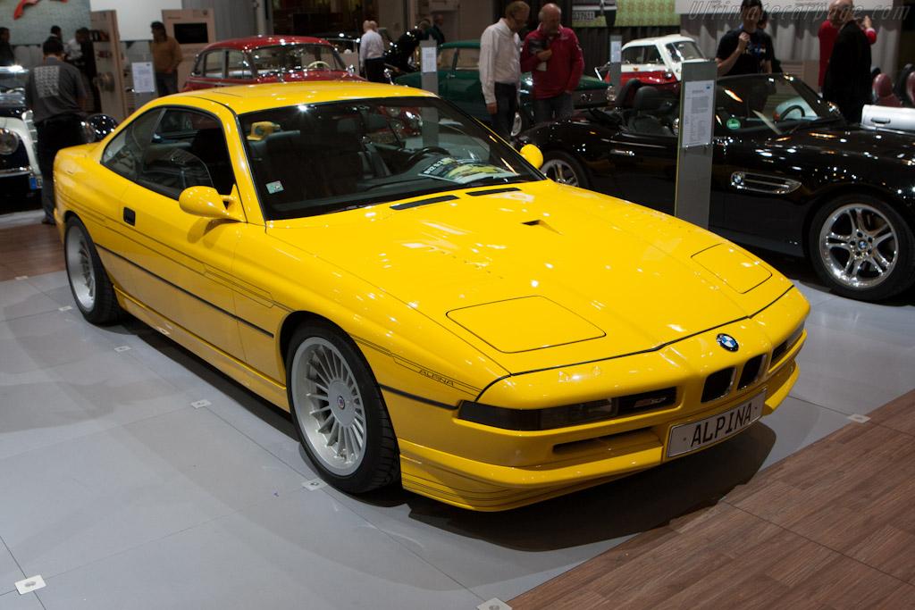 Alpina B12    - 2012 Techno Classica