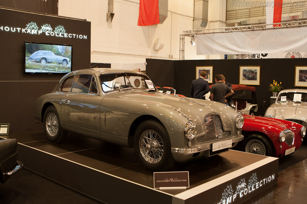 Aston Martin DB2    - 2012 Techno Classica