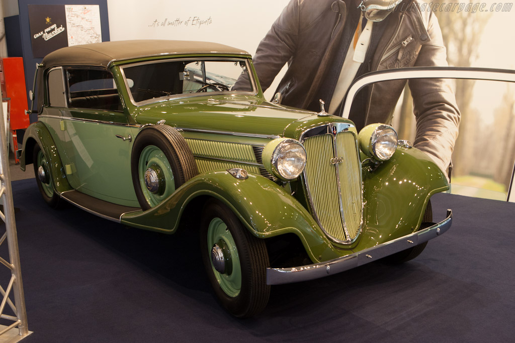 Audi Front 225    - 2012 Techno Classica