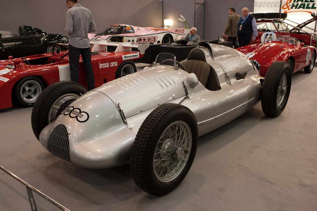 Auto Union Type D - Chassis: 019   - 2012 Techno Classica