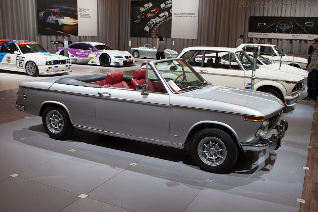 BMW 2002 Cabriolet    - 2012 Techno Classica