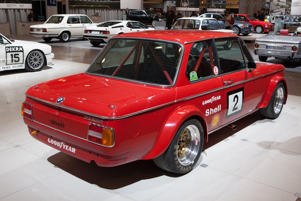 BMW 2002 Group 2    - 2012 Techno Classica