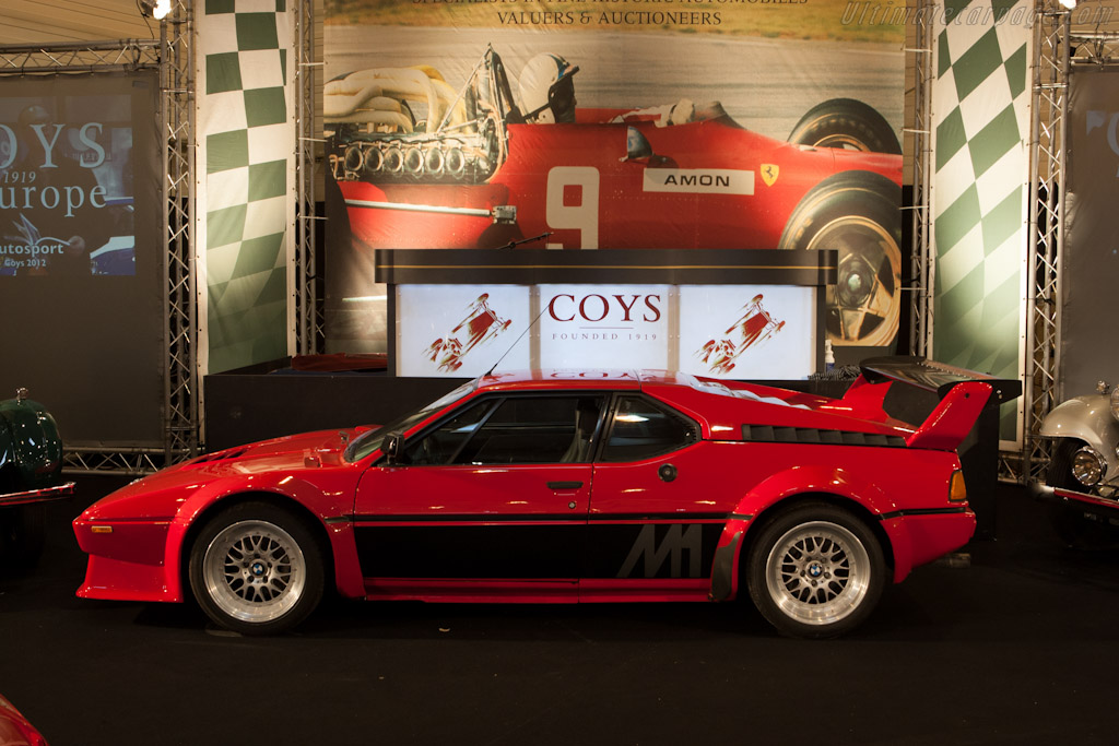 BMW M1 Group 4 - Chassis: 4301170   - 2012 Techno Classica