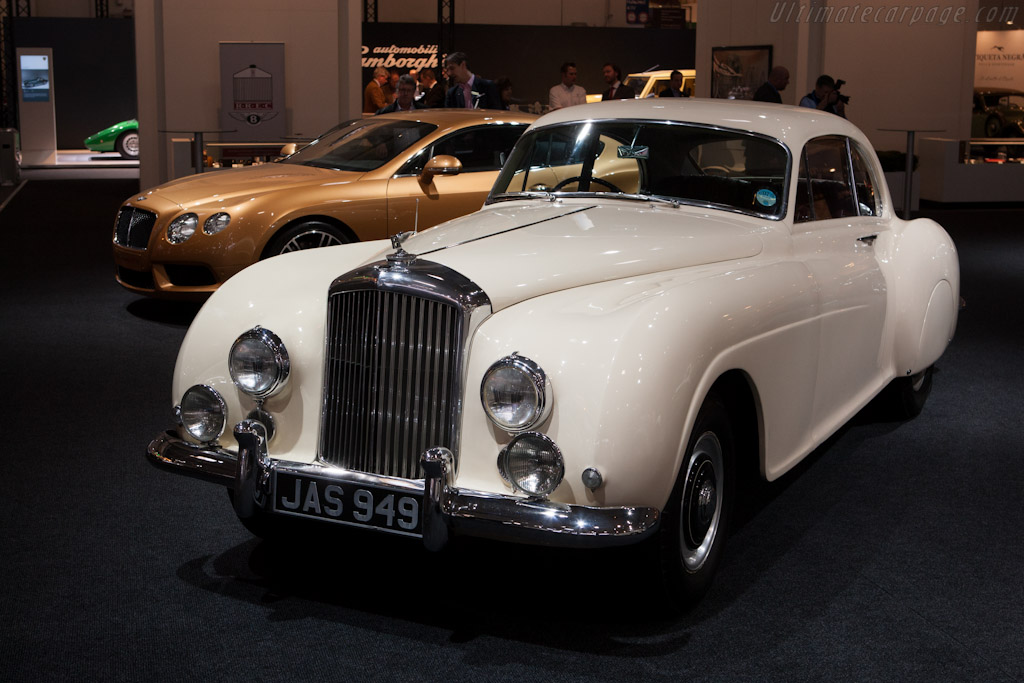 Bentley R-Type Continental    - 2012 Techno Classica