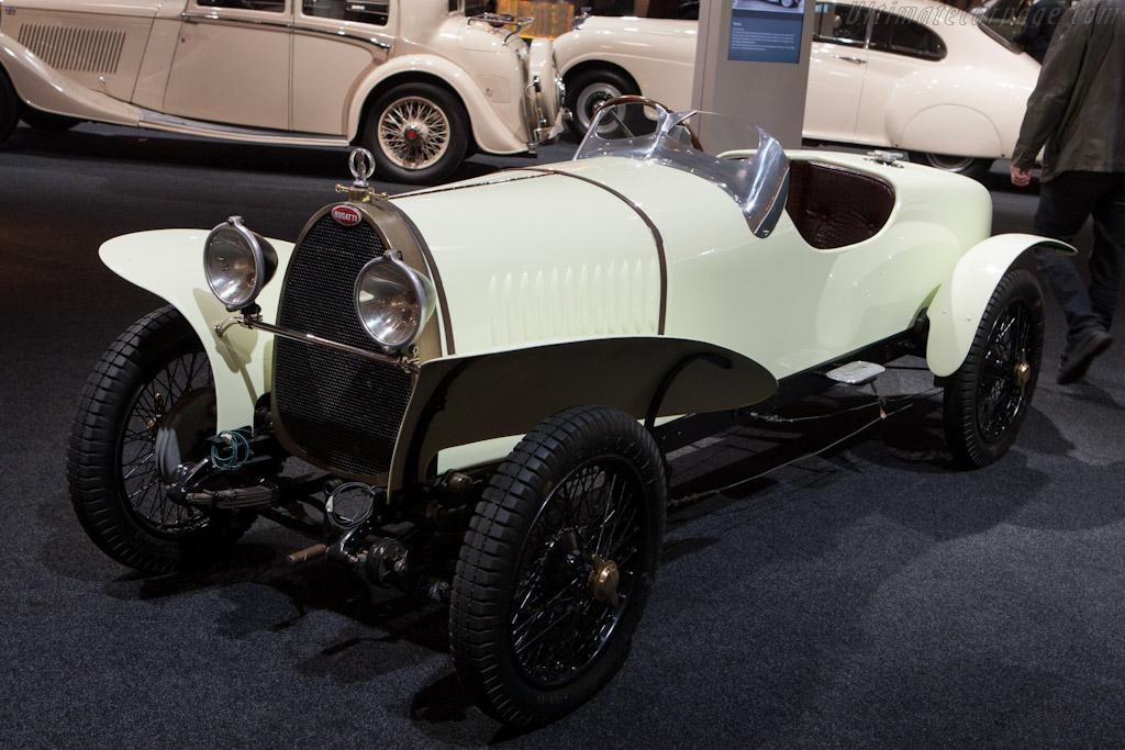 Bugatti Type 23 Brescia    - 2012 Techno Classica