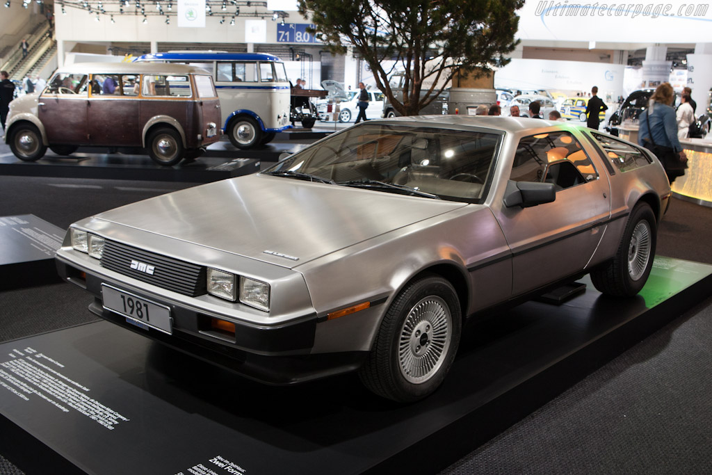 DeLorean    - 2012 Techno Classica