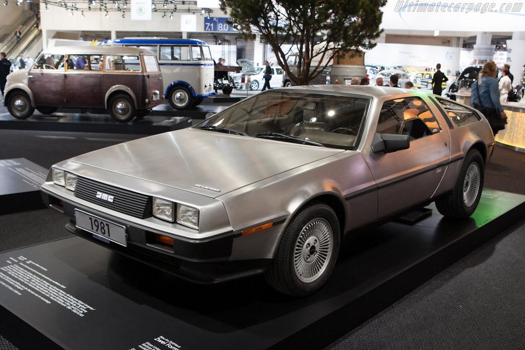 DeLorean   - 2012 Techno Classica