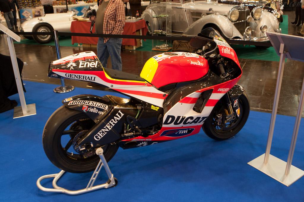 Ducati GP11    - 2012 Techno Classica