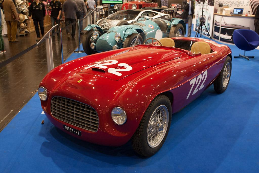 Ferrari 166 SC Fontana Spider - Chassis: 012I   - 2012 Techno Classica