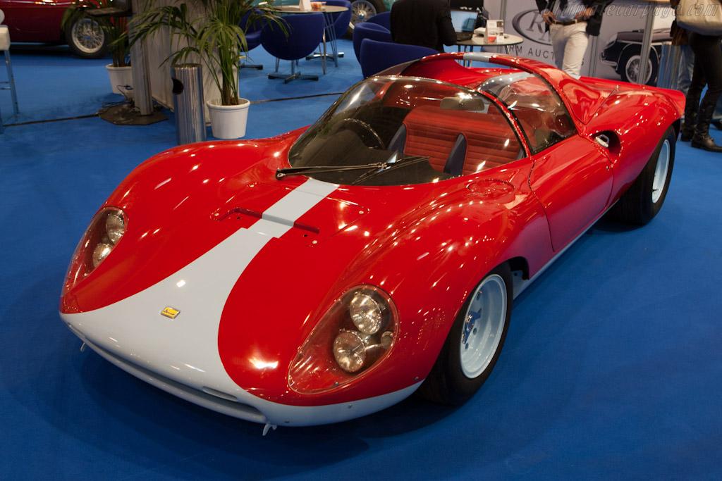 Ferrari 206 S Dino - Chassis: 006   - 2012 Techno Classica