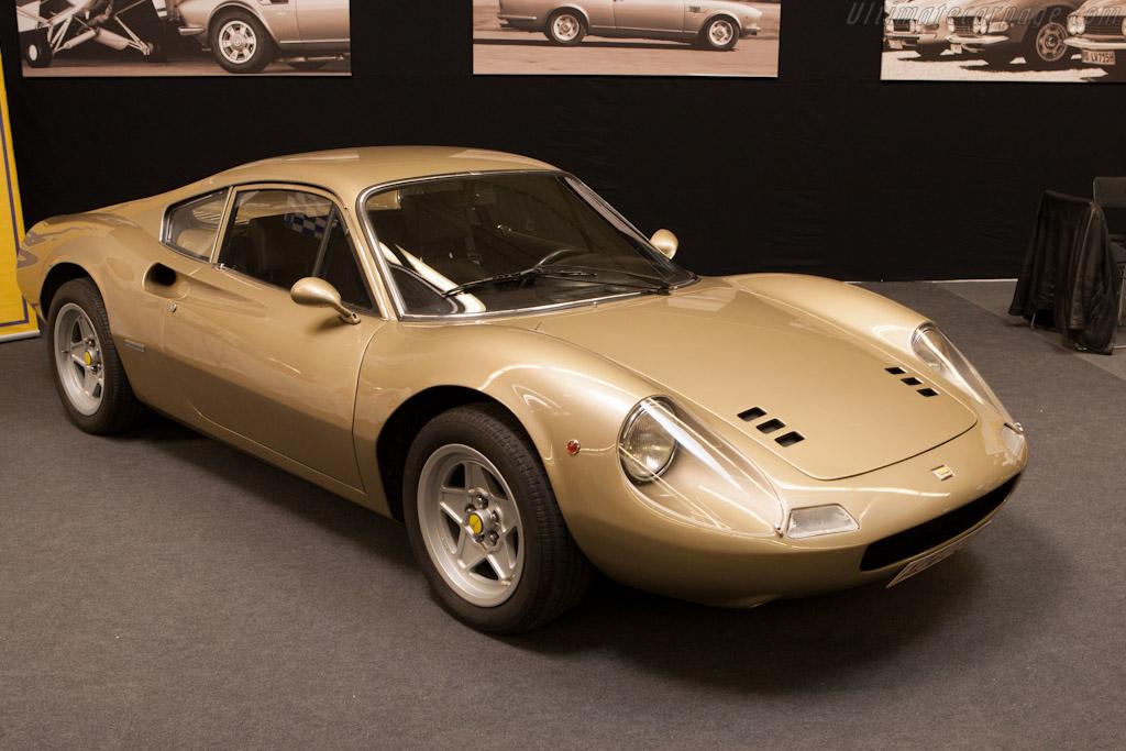 Ferrari 246 Dino GT    - 2012 Techno Classica