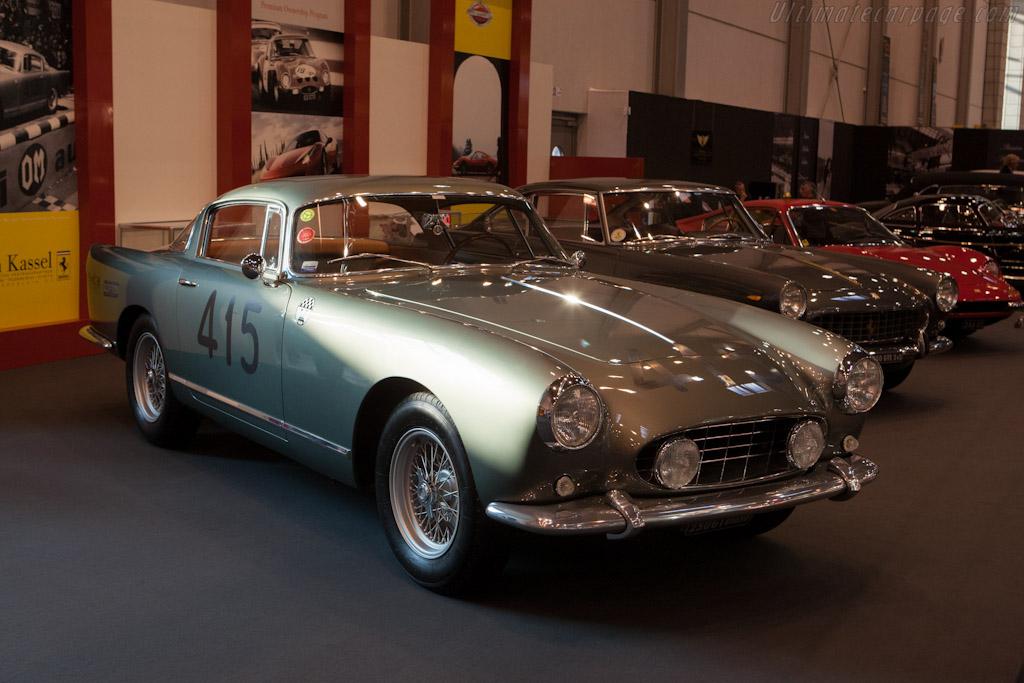 Ferrari 250 GT Boano - Chassis: 0533GT   - 2012 Techno Classica