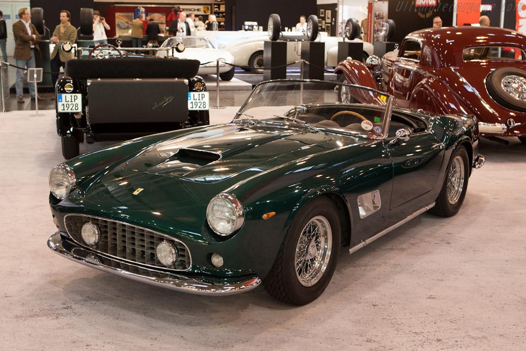 Ferrari 250 GT SWB California Spider - Chassis: 4095GT   - 2012 Techno Classica