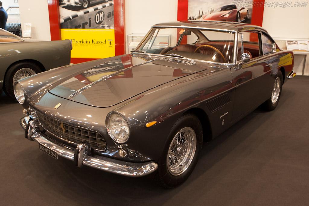 Ferrari 250 GTE    - 2012 Techno Classica