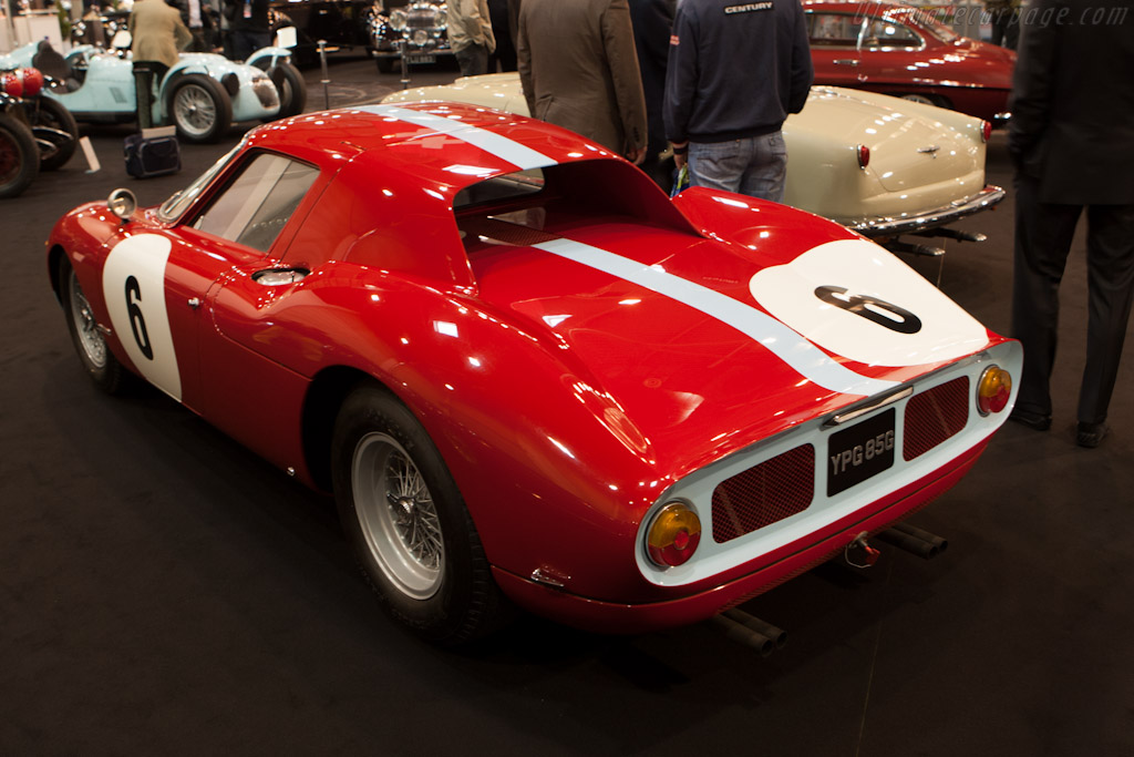 Ferrari 250 LM - Chassis: 5907   - 2012 Techno Classica