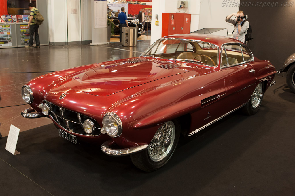 Jaguar XK120 Supersonic - Chassis: 679768   - 2012 Techno Classica