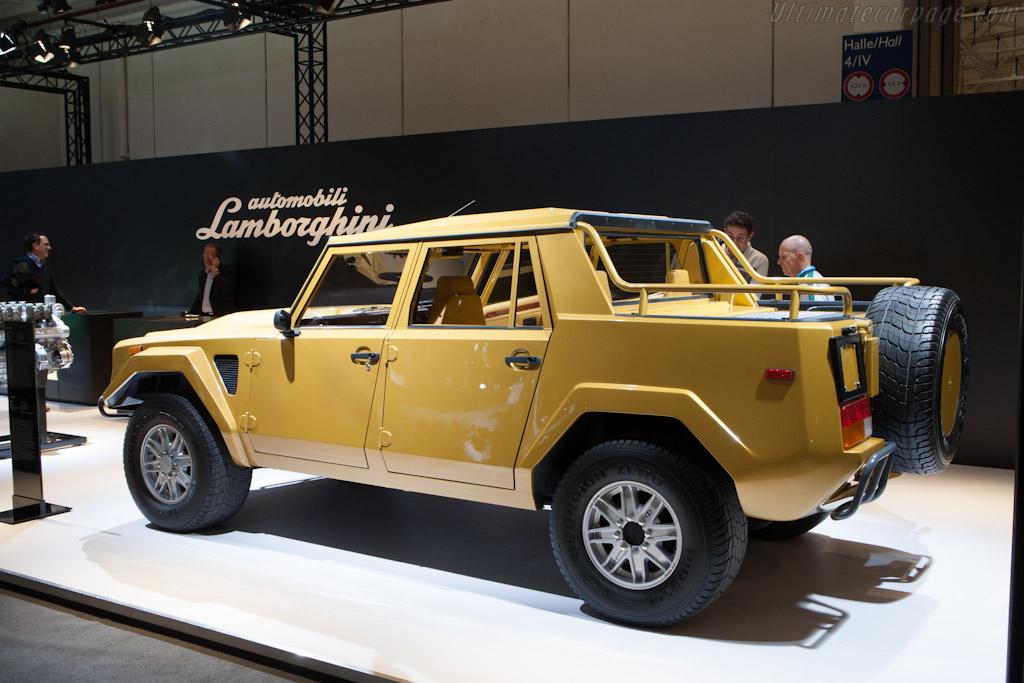 Lamborghini LM002    - 2012 Techno Classica