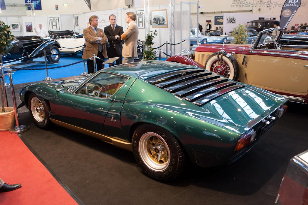 Lamborghini Miura SVJ    - 2012 Techno Classica