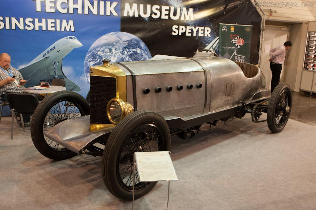 Maybach Spezialrennwagen    - 2012 Techno Classica