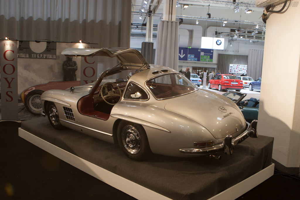 Mercedes-Benz 300 SL    - 2012 Techno Classica