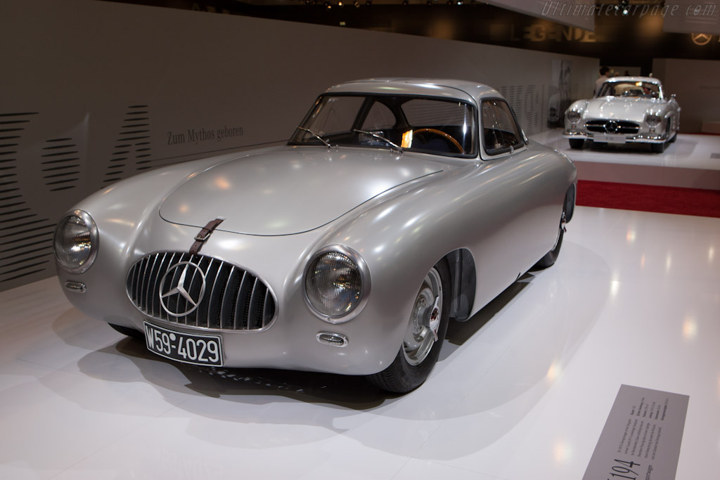 Mercedes-Benz 300 SL Competition Coupe    - 2012 Techno Classica