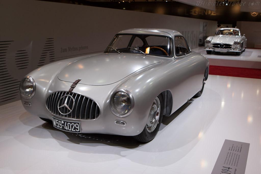 Mercedes-Benz 300 SL Competition Coupe    - 2012 Techno Classica