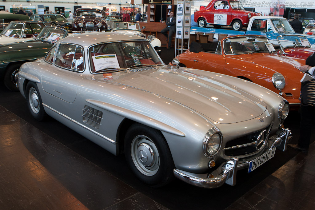 Mercedes-Benz 300 SL Replica    - 2012 Techno Classica