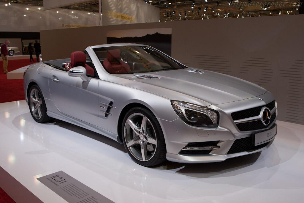 Mercedes benz r231 sl 2012 techno classica for Mercedes benz lease return