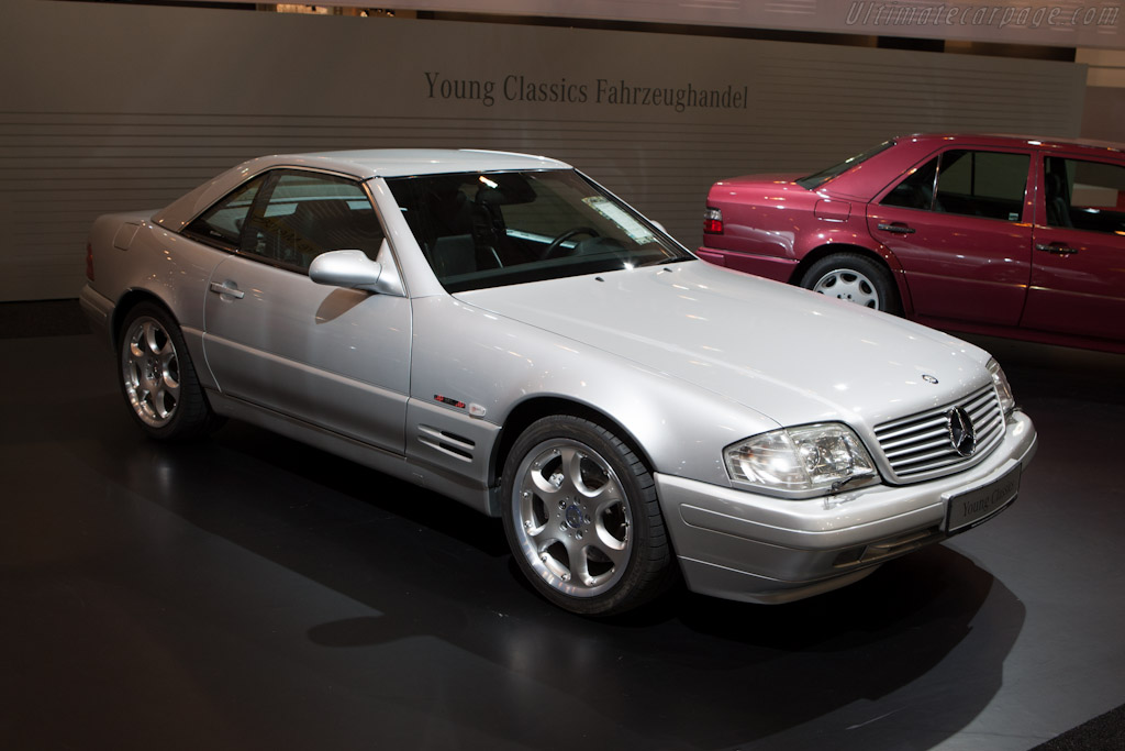 Mercedes-Benz SL 320    - 2012 Techno Classica